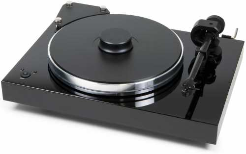 Pro-Ject Xtension 9 Superpack, pianomusta