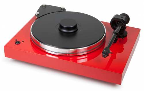 Pro-Ject Xtension 9 Superpack, pianopunainen