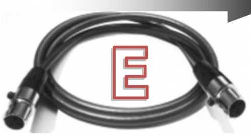 Pro-Ject Connect It Power RS kaapeli, 20 V MiniXLR-MiniXLR, 41 cm